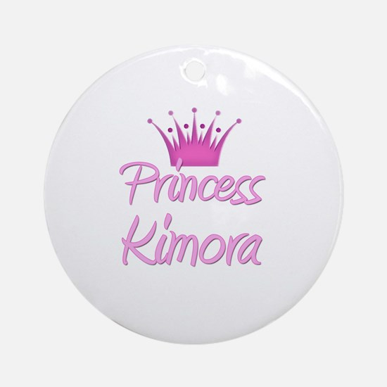 Princess Kimora Ornament (Round)