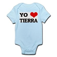 Amo (i love) Tierra Infant Creeper