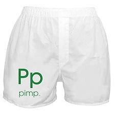 Pimp Boxer Shorts