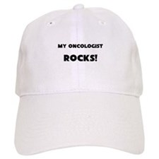 MY Oncologist ROCKS! Baseball Cap