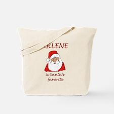 Arlene Christmas Tote Bag