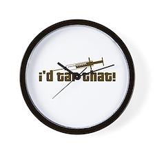 Nurse, Phlebotomist Humor Wall Clock