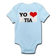 Amo (i love) Tia Infant Creeper