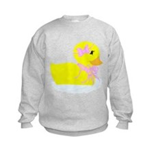 Cute Duck-2 Sweatshirt