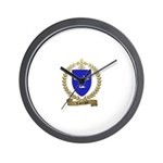LAVERGNE Family Wall Clock