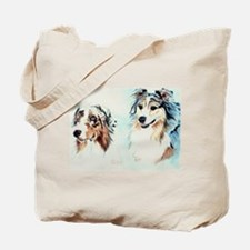 Archie and Tess Tote Bag