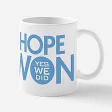 Hope Won Mug