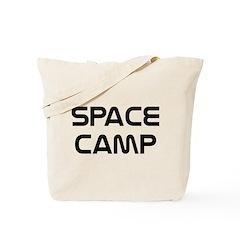 Space Camp Tote Bag