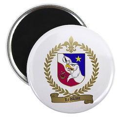 LEBLANC Family Magnet