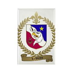 LEBLANC Family Rectangle Magnet (100 pack)