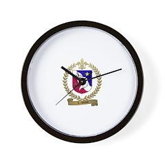 LEBLANC Family Wall Clock