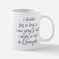 Twilight Edward Quotes Mug