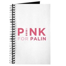 Pink for Palin Journal