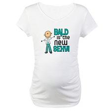 Bald 6 Teal (SFT) Shirt