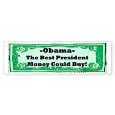 """The Best You Could Buy"" Bumper Bumper Sticker"