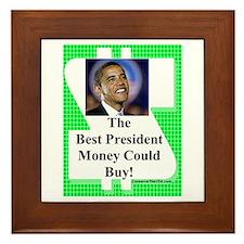 """""""The Best You Could Buy"""" Framed Tile"""