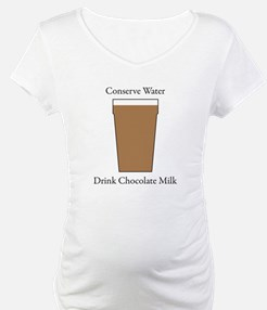Conserve Water Drink Chocolate Milk Shirt