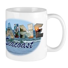 Maine Seacoast Mug