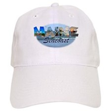 Maine Seacoast Baseball Cap