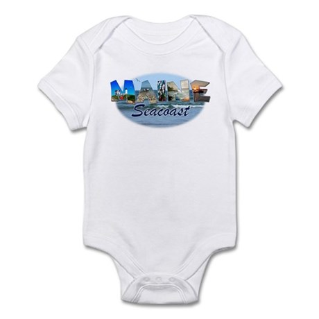 Maine Seacoast Infant Bodysuit