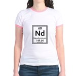 Neodymium Jr. Ringer T-Shirt
