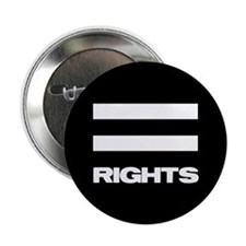 "EQUAL RIGHTS - 2.25"" Button (100 pack)"