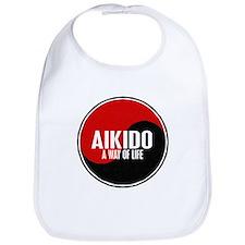 AIKIDO Way Of Life Yin Yang Bib