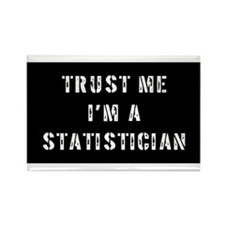 Statistician Gift Rectangle Magnet