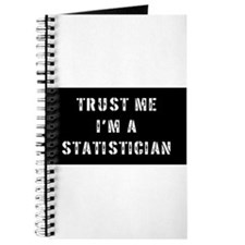 Statistician Gift Journal