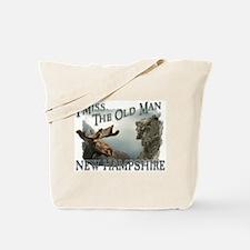 I Miss The Old Man w/Moose Tote Bag