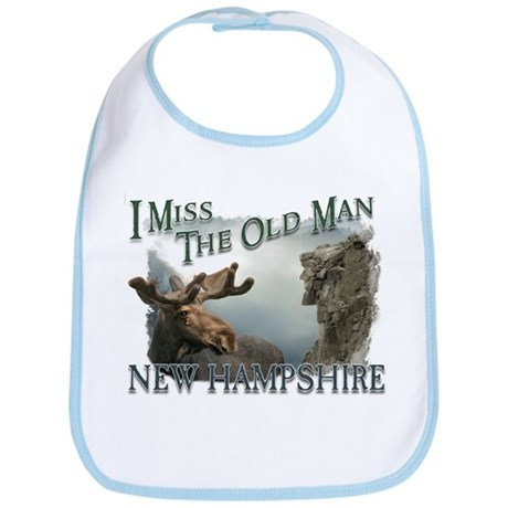 I Miss The Old Man w/Moose Bib
