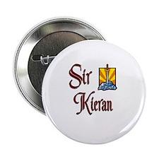 """Sir Kieran 2.25"""" Button"""