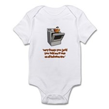 All Inclusive Thanksgiving Infant Bodysuit
