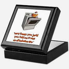 All Inclusive Thanksgiving Keepsake Box
