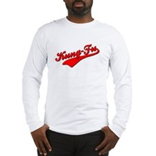 Baseball Style Long Sleeve T-Shirt