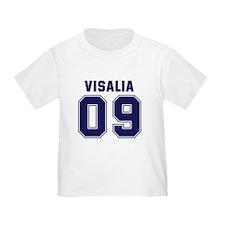 VISALIA 09 Toddler T-Shirt