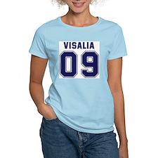 VISALIA 09 Women's Light T-Shirt