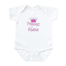 Princess Kiana Infant Bodysuit
