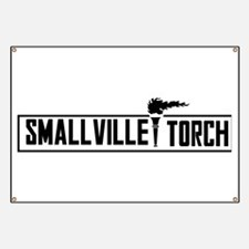 Smallville Torch Banner
