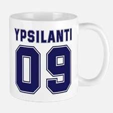 YPSILANTI 09 Mug