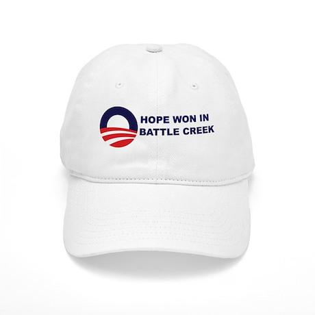 Hope Won in BATTLE CREEK Cap