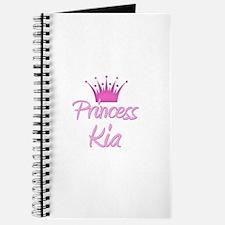 Princess Kia Journal