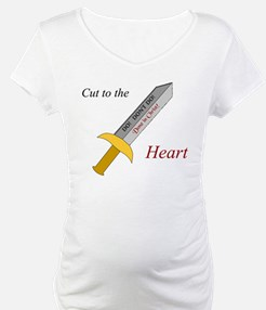 """Cut to the Heart"" Shirt"