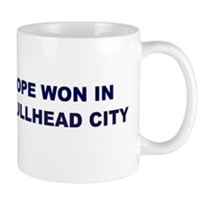 Hope Won in BULLHEAD CITY Mug