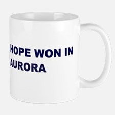 Hope Won in AURORA Mug