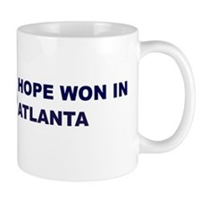 Hope Won in ATLANTA Mug