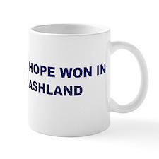 Hope Won in ASHLAND Mug
