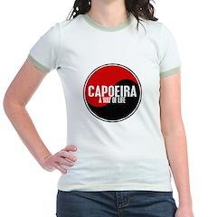 CAPOEIRA A Way Of Life Yin Yang T