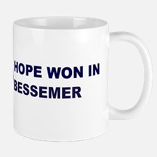 Hope Won in BESSEMER Mug