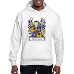 Khomutov Family Crest Hooded Sweatshirt
